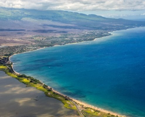 Kahului Airport (OGG, PHOG) Private Jet Charter