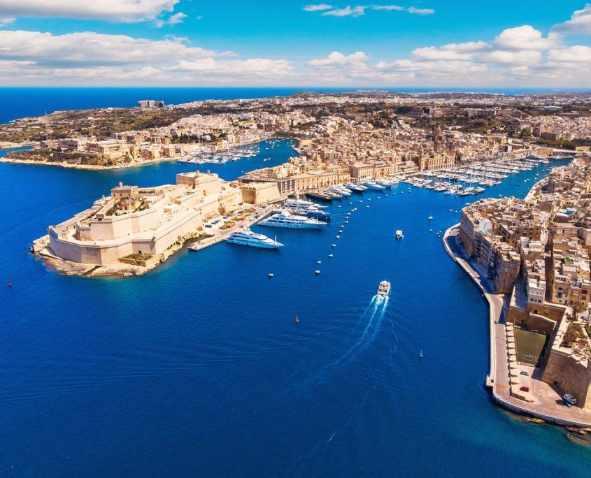 Malta Private Air Charter