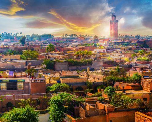 Marrakech Private Jet Charter