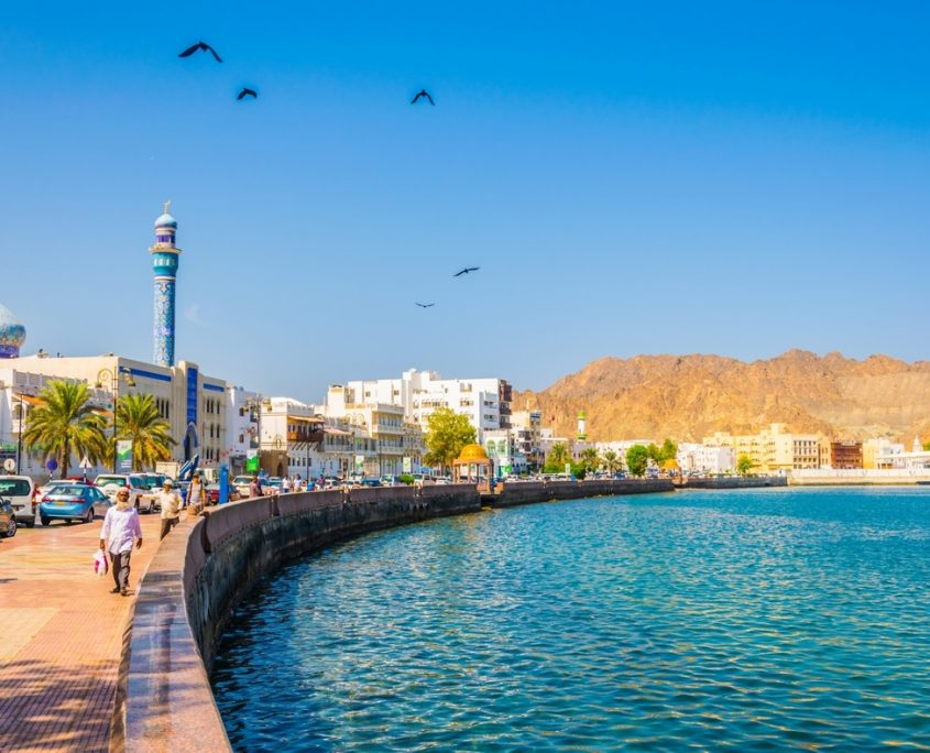 Muscat Private Jet Charter
