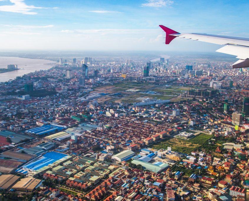 Phnom Penh Private Jet Charter