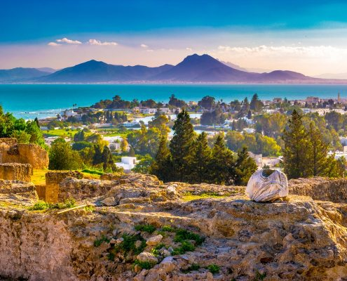 Tunis Private Jet Charter