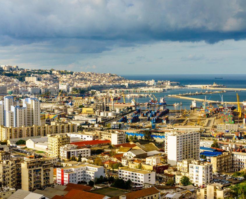 Algiers Private Jet Charter
