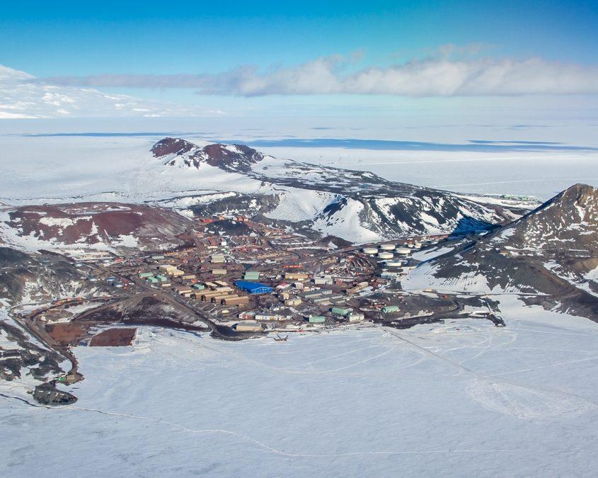Antarctica Private Jet Charter