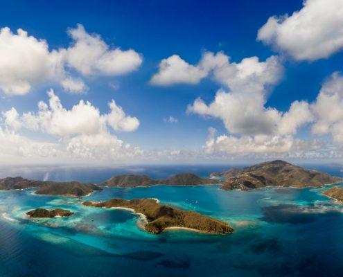British Virgin Islands Private Jet Charter