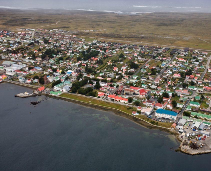 Falkland Islands Private Jet Charter