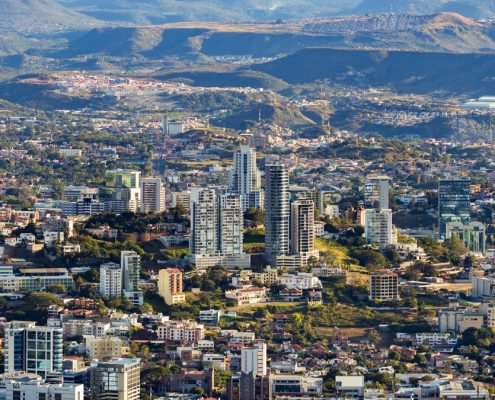 Honduras Private Jet Charter