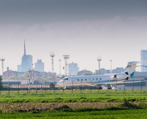 Milan Linate Airport (LIN, LIML) Private Jet Charter