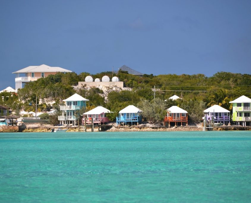 Staniel Cay Private Jet Charter