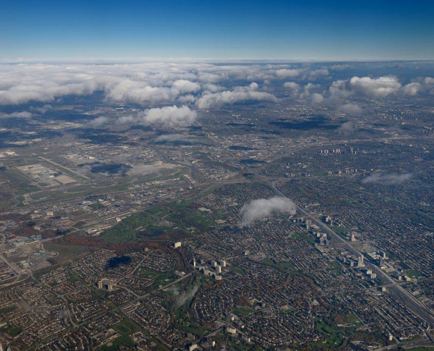 Toronto Pearson International Airport (YYZ, CYYZ) Private Jet Charter