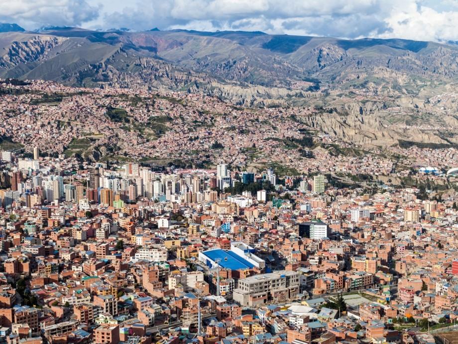 Bolivia Private Jet Charter