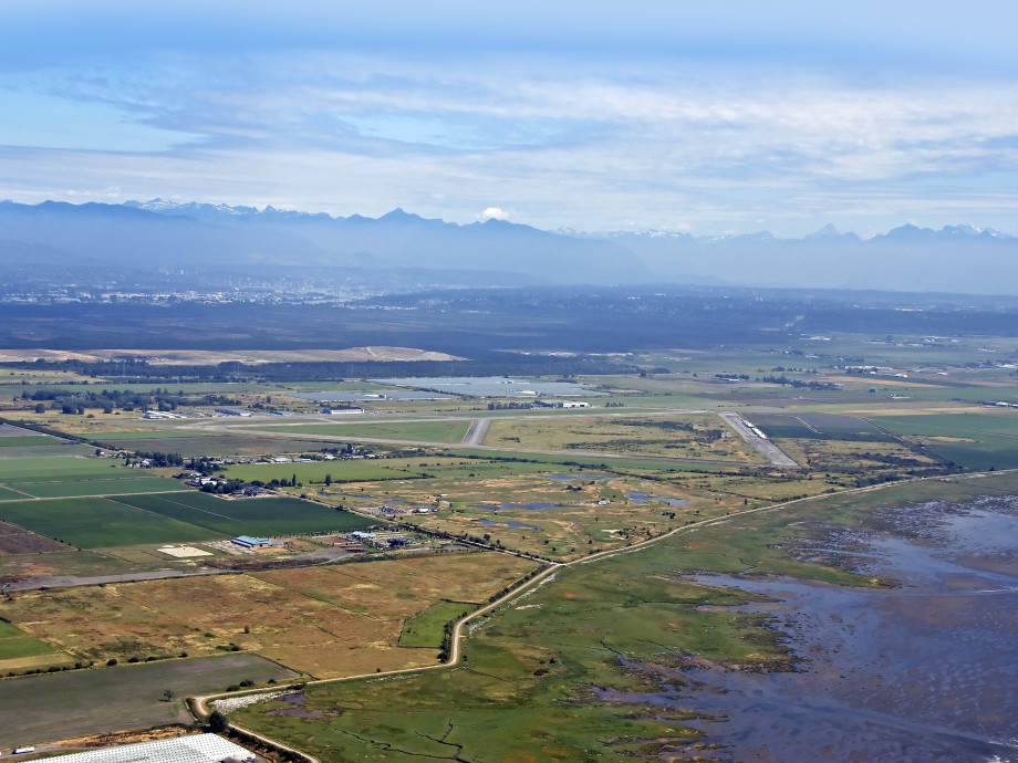 Boundary Bay Airport (YDT, CZBB) Private Jet Charter
