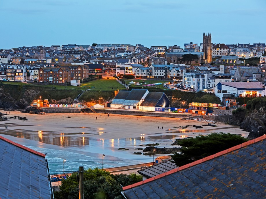 Cornwall Airport Newquay (NQY, EGHQ) Private Jet Charter