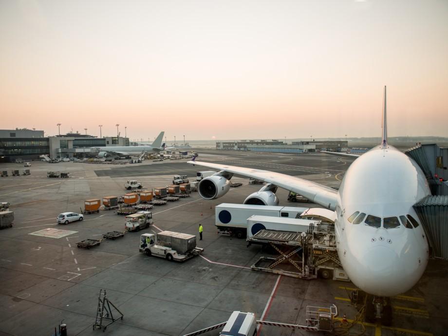 Frankfurt Airport (FRA, EDDF) Private Jet Charter