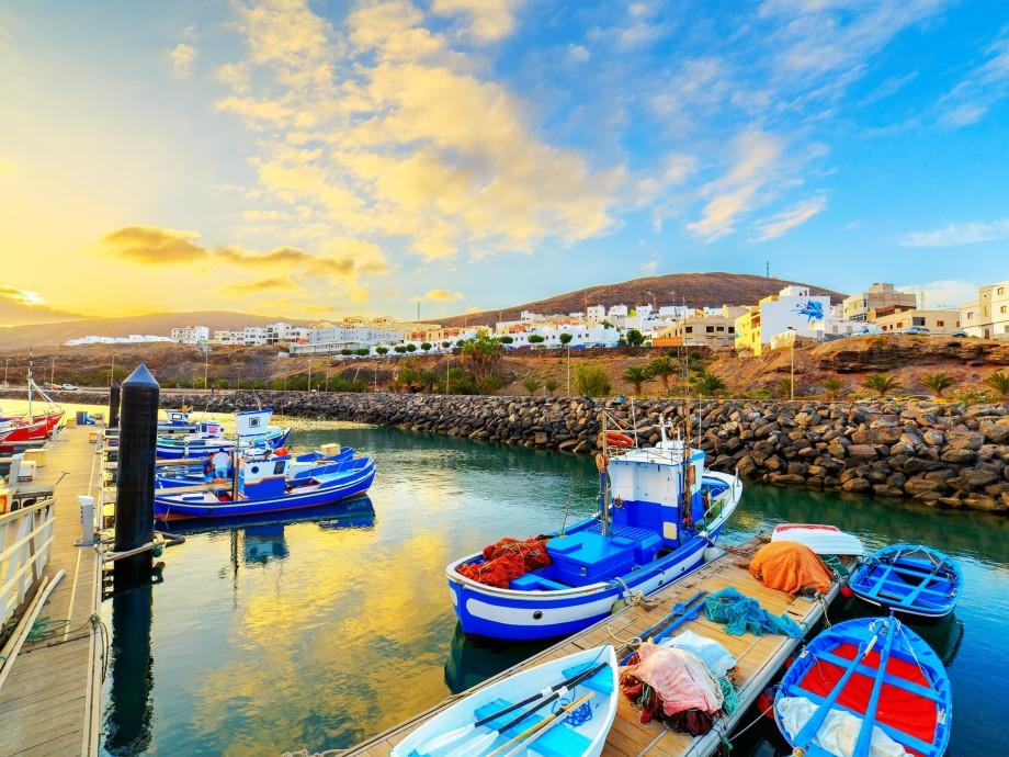 Fuerteventura Island Private Jet Charter