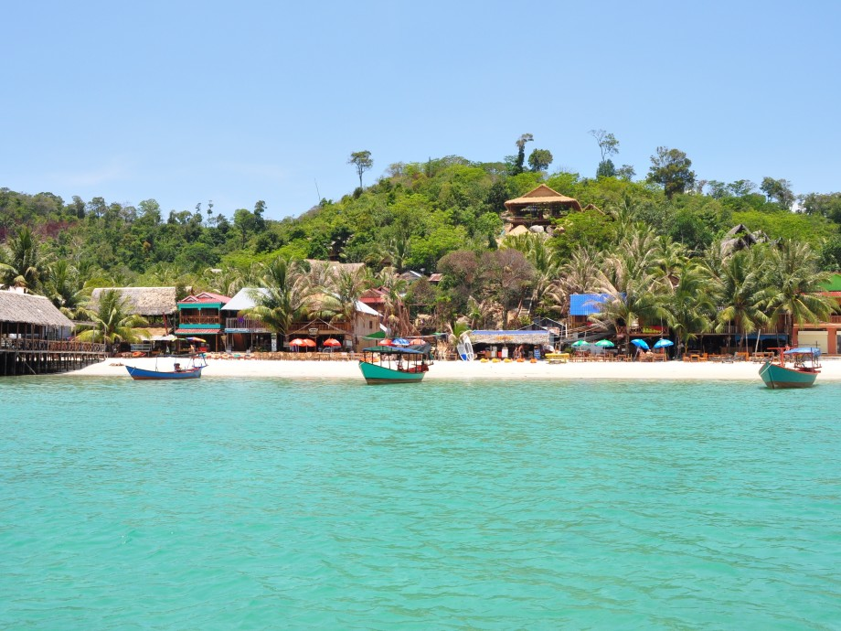 Koh Rong Private Jet Charter