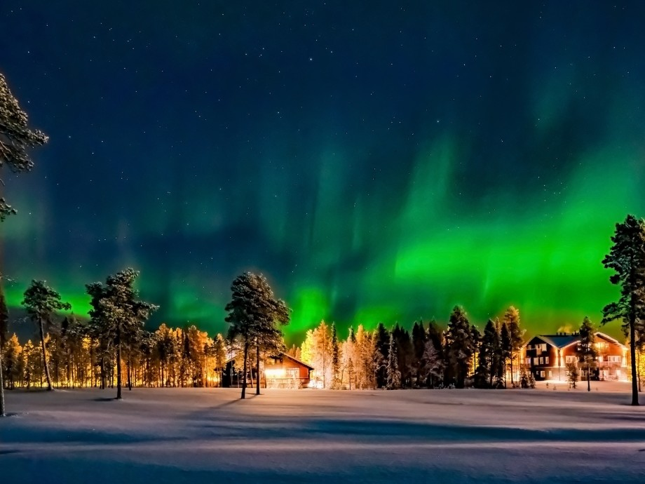 Lapland Private Jet Charter
