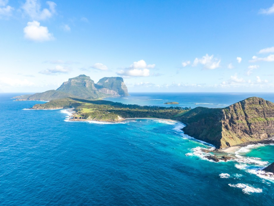 Lord Howe Island Private Jet Charter