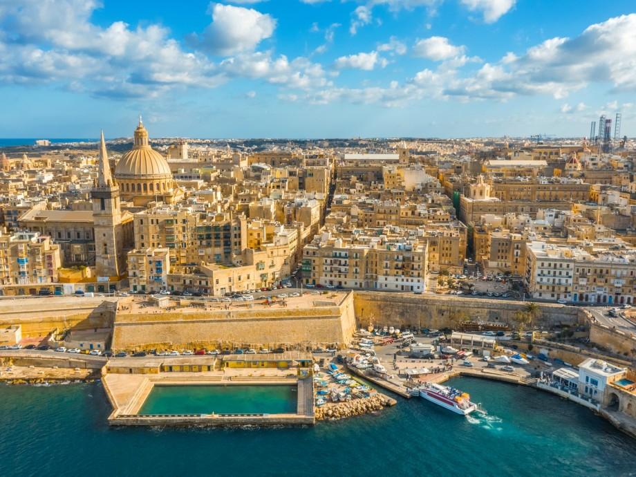 Malta International Airport (MLA, LMML) Private Jet Charter