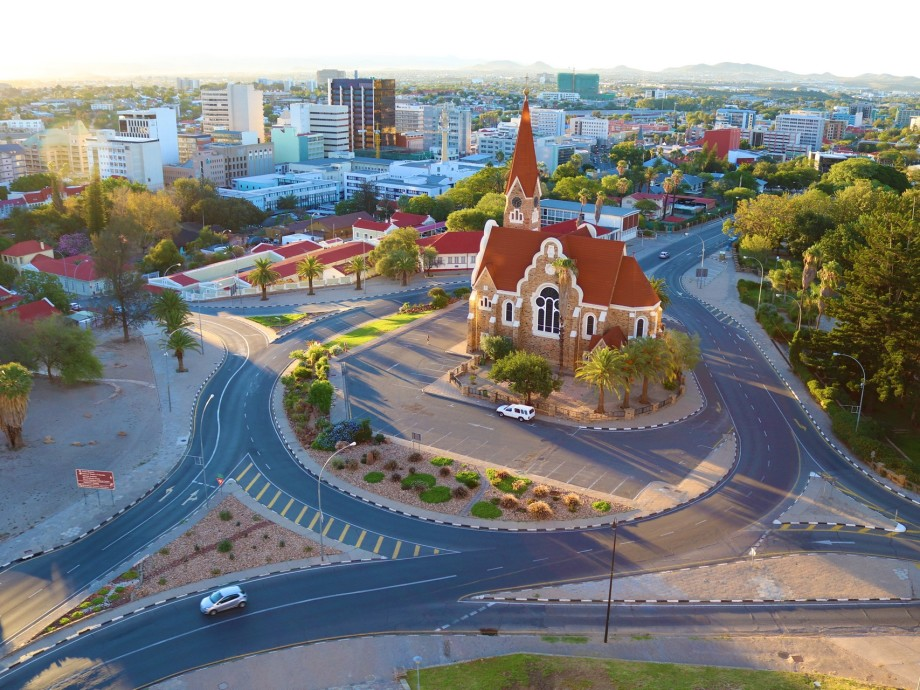 Namibia Private Jet Charter