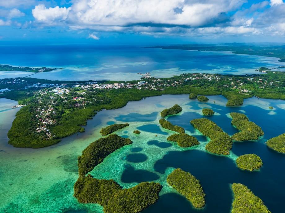 Palau Private Jet Charter