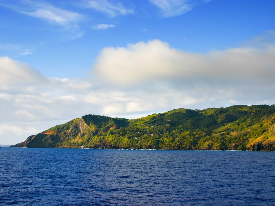 Pitcairn Island Private Jet Charter