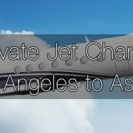 Private Jet Charter Los Angeles to Aspen