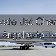 Private Jet Charter Los Angeles to Tokyo