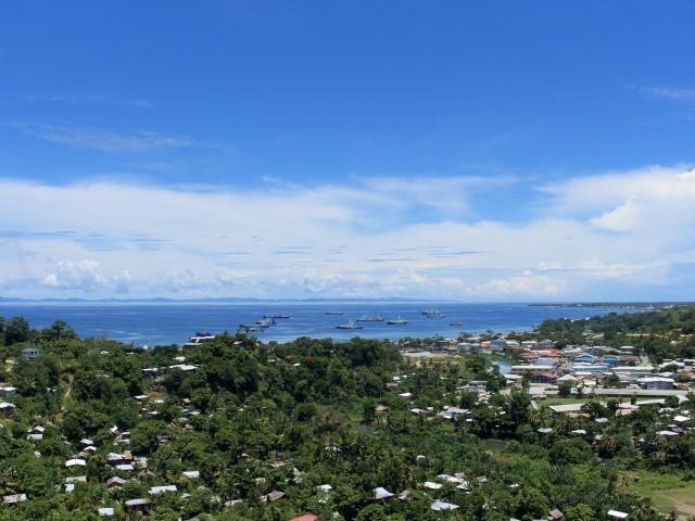 Solomon Islands Private Jet Charter