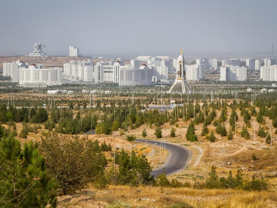 Ashgabat Private Jet Charter