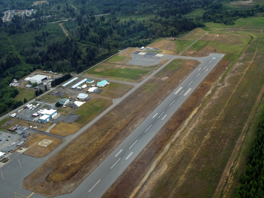 Campbell River Airport (YBL, CYBL) Private Jet Charter