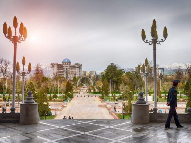Dushanbe Private Jet Charter