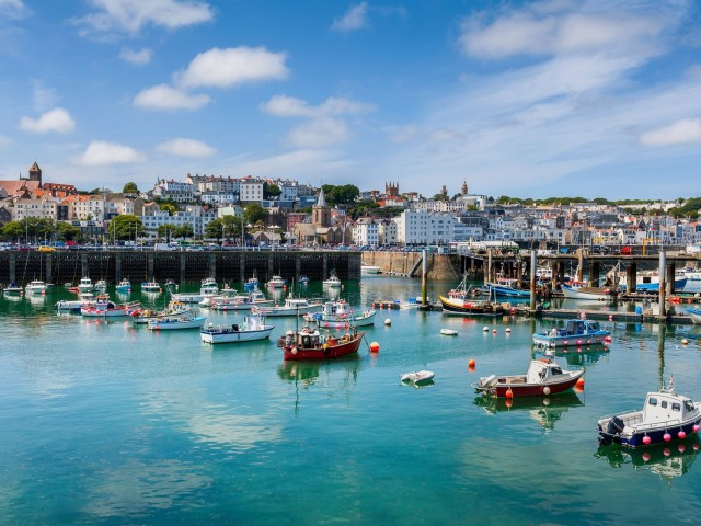 Guernsey Private Jet Charter
