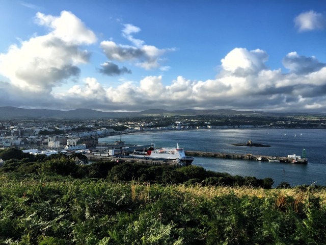 Isle of Man Private Jet Charter