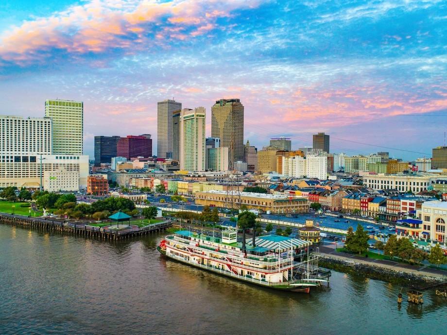 Louisiana Private Jet Charter