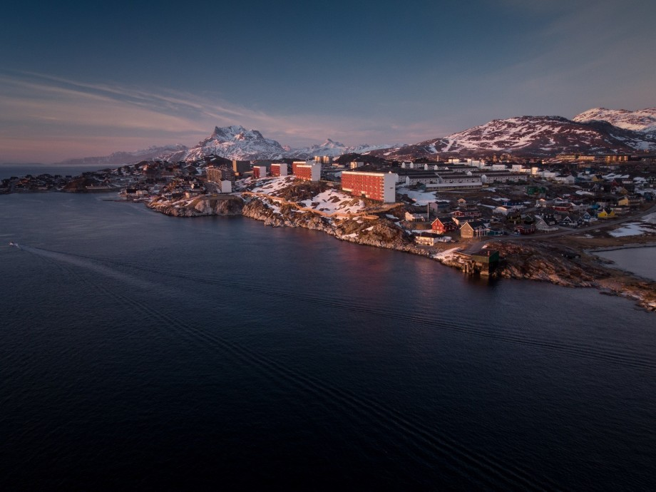 Nuuk Private Jet Charter