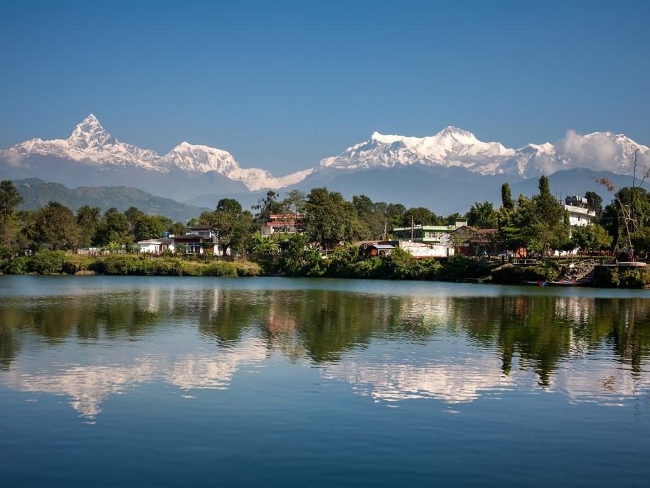 Pokhara Private Jet Charter