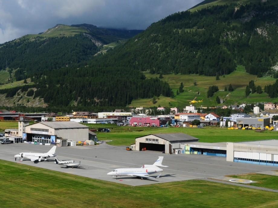Samedan Private Jet Charter