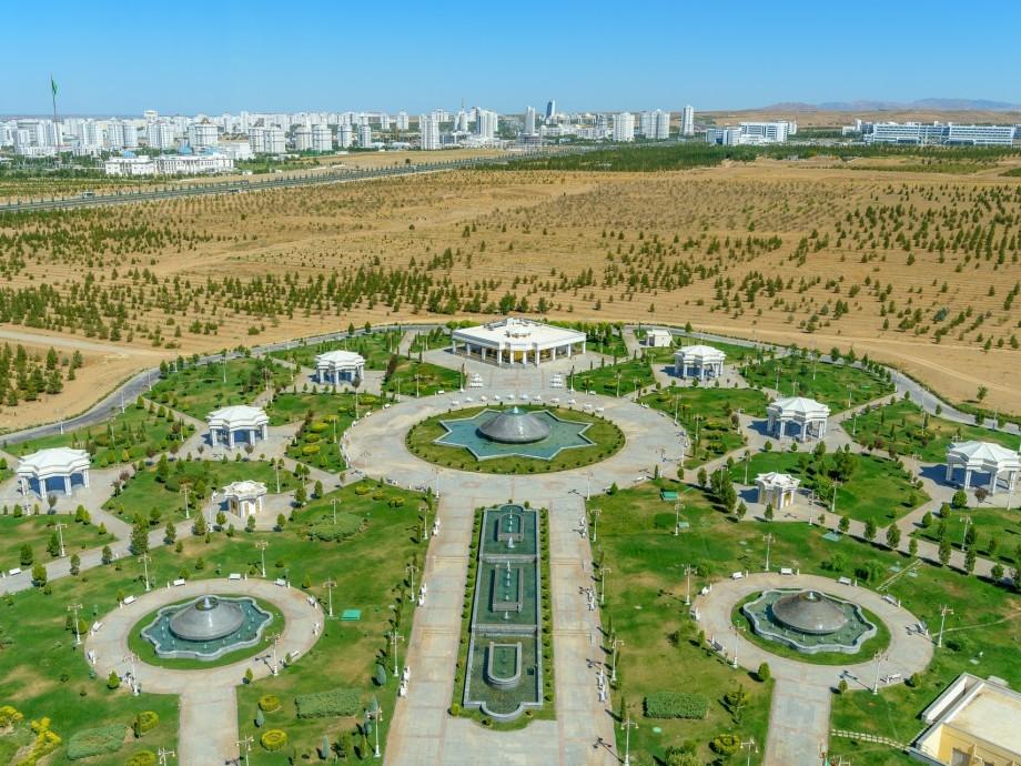 Turkmenistan Private Jet Charter