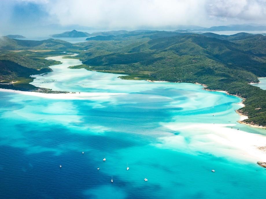 Whitsunday Islands PrivaWhitsunday Islands Private Jet Charterte Jet Charter