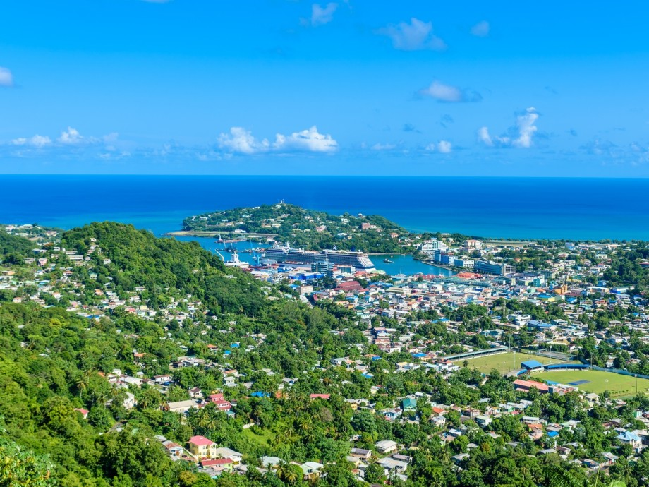 Castries Private Jet Charter