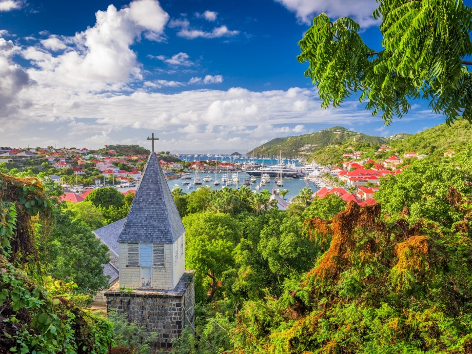 Gustavia Private Jet Charter