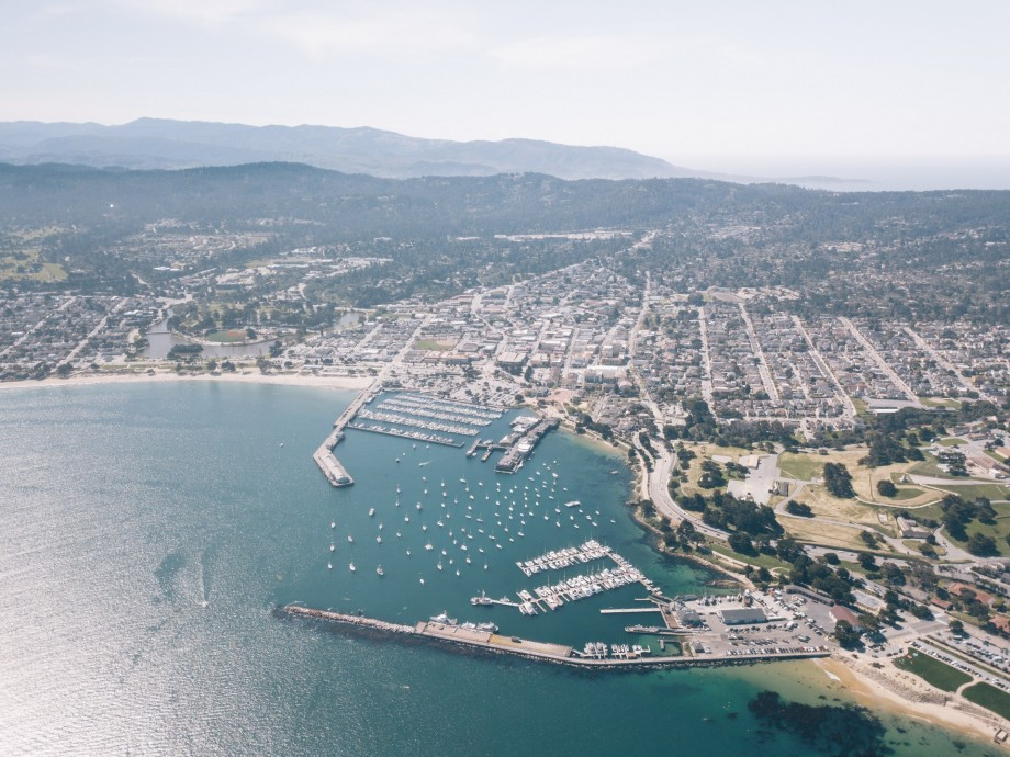 Monterey Regional Airport (MRY, KMRY) Private Jet Charter