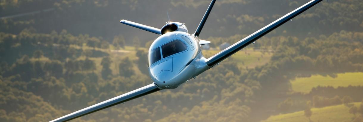 Private Jet Charter Vision Jet