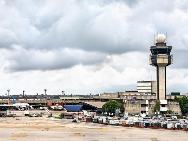 São Paulo/Guarulhos - Governor André Franco Montoro International Airport (GRU, SBGR) Private Jet Charter