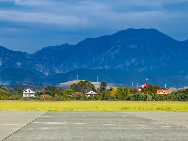 Tirana International Airport Nënë Tereza (TIA, LATI) Private Jet Charter